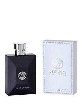 Gel de dus Versace Pour Homme, 250 g, pentru barbati de la Versace