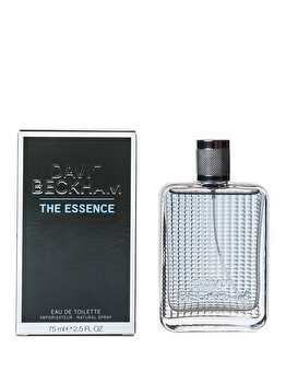 Apa de toaleta David Beckham The essence, 75 ml, pentru barbati de la David Beckham
