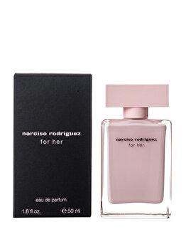 Apa de parfum Narciso Rodriguez For Her, 50 ml, pentru femei de la Narciso Rodriguez