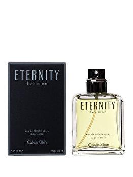 Apa de toaleta Calvin Klein Eternity, 200 ml, pentru barbati de la Calvin Klein