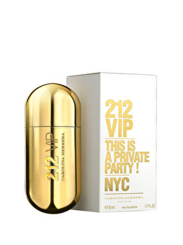 Apa de parfum Carolina Herrera 212 VIP, 50 ml, pentru femei de la Carolina Herrera