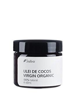 Ulei organic de cocos, 60 ml