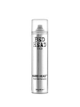 Fixativ pentru fixare puternica Bed Head Hard Head, 385 ml de la Tigi