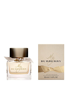 Apa de toaleta Burberry My Burberry limited edition, 50 ml, pentru femei de la Burberry