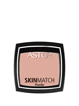 Pudra compacta Skin Match Protect, 201 Sand, 7 g
