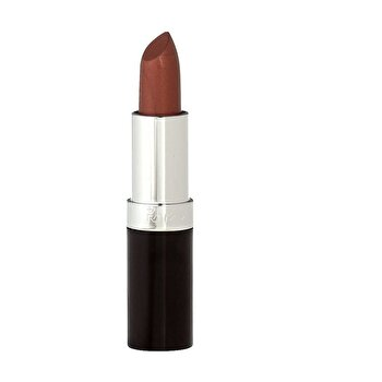 Ruj de buze Lasting Finish Lipstick Burning Desire, Fudge Brownie, 4 g de la Rimmel