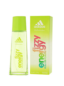 Apa de toaleta Adidas Fizzy Energy, 50 ml, pentru femei de la Adidas