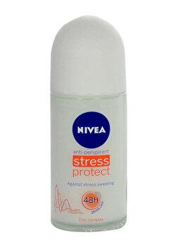 Stress Protect Anti-perspirant Roll-on 48H, 50 ml, Pentru Femei de la Nivea