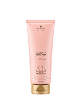 Sampon Schwarzkopf Professional BC Bonacure Oil Miracle Rose Oil pentru scalp sensibil, 200 ml de la Schwarzkopf Professional