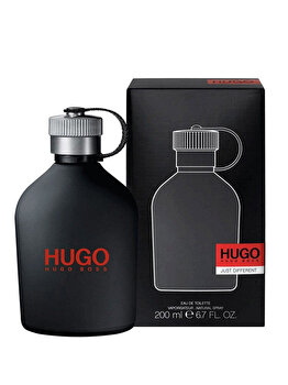 Apa de toaleta Hugo Boss Hugo Just Different, 200 ml, pentru barbati de la Hugo Boss
