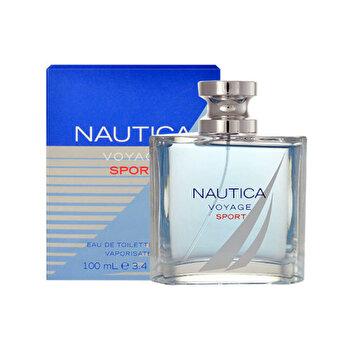 Apa de toaleta Nautica Voyage Sport, 50 ml, pentru barbati de la Nautica