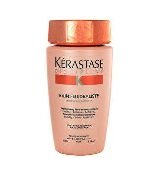 Sampon pentru par rebel Kerastase Discipline Bain Fluidealiste, 250 ml de la Kerastase