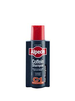 Sampon cu cofeina C1, impotriva caderii parului, 250 ml de la Alpecin