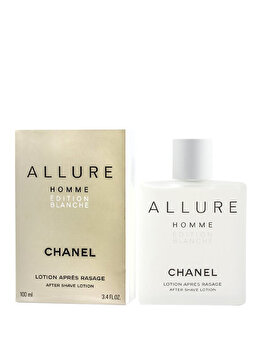 After shave Chanel Allure Edition Blanche, 100 ml, pentru barbati de la Chanel