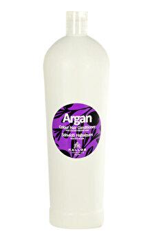 Balsam pentru parul vopsit Argan Colour Hair, 1000 ml de la Kallos