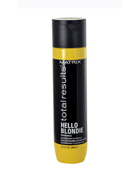 Balsam Matrix Total Results Hello Blondie Conditioner pentru par blond, 300 ml de la Matrix