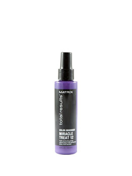 Tratament profesional pentru par vopsit Matrix Total Results Color Obsessed Miracle Treat 12, 125ml