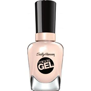 Lac de unghii Sally Hansen Miracle GEL, 110 Birthday Suit, 14.7 ml de la Sally Hansen