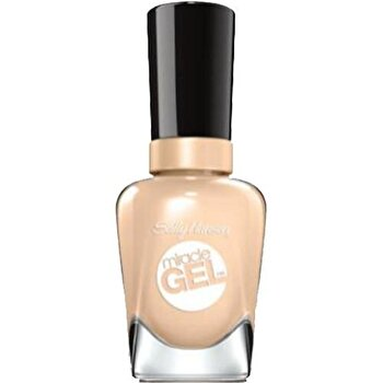 Lac de unghii Sally Hansen Miracle GEL, 120 Bare Dare, 14.7 ml de la Sally Hansen