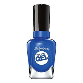 Lac de unghii Sally Hansen Miracle GEL, 360 Tidal Wave, 14.7 ml de la Sally Hansen