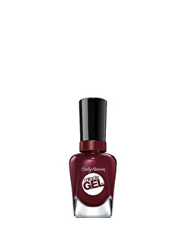 Lac de unghii Sally Hansen Miracle GEL, 480 Wine Stock, 14.7 ml de la Sally Hansen