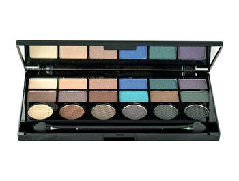 Salvation Palette Welcome To The Pleasuredome, 13 g de la Makeup Revolution London
