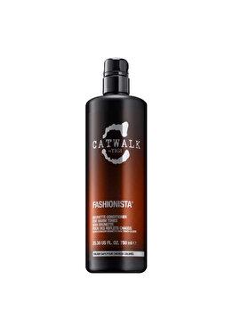 Balsam pentru nuante inchise de par Catwalk Fashionista, 750 ml de la Tigi
