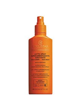 Spray bronzant cu SPF6, 200 ml de la Collistar