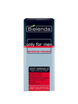 Crema Strong Power pentru barbati, 50 ml de la Bielenda