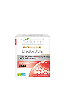 Crema Lifting de noapte 50+, 50 ml