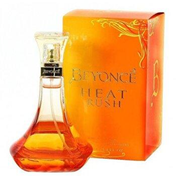 Apa de toaleta Beyonce Heat Rush, 50 ml, pentru femei de la Beyonce