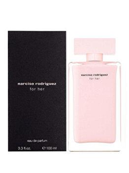 Apa de parfum Narciso Rodriguez For Her, 100 ml, pentru femei de la Narciso Rodriguez