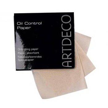 Servetele absorbante pentru tenul gras, 100 buc de la Artdeco