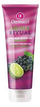 Gel de dus Aroma Ritual, Grape and Lime, 250 ml de la Dermacol