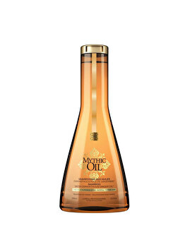 Sampon profesional pentru par normal si fin L'Oreal Professionnel Mythic Oil, 250 ml