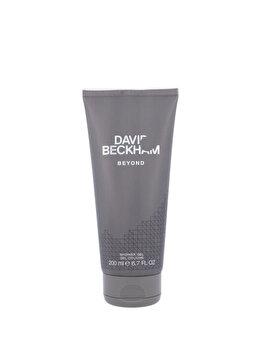 Gel de dus David Beckham Beyond, 200 ml, pentru barbati de la David Beckham