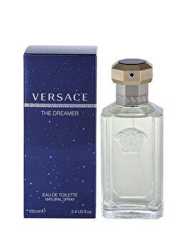 Apa de toaleta Versace Dreamer, 100 ml, pentru barbati de la Versace