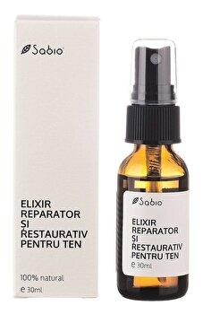 Elixir Reparator si Restaurativ pentru ten, 30 ml de la Sabio
