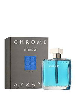 Apa de toaleta Azzaro Chrome Intense, 100 ml, pentru barbati de la Azzaro
