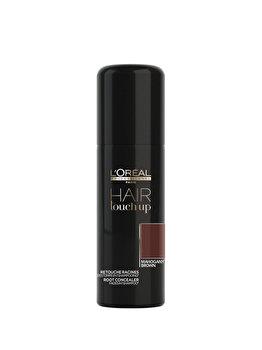 Spray corector profesional pentru acoperirea firelor albe de par L'Oréal Professionnel Hair Touch Up Mahogany Brown, 75 ml de la L'Oréal Professionnel