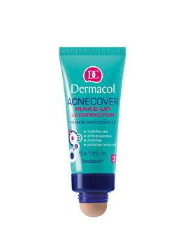 Tratament pentru fata anti-acneic Acnecover 03, 03 , 30 ml de la Dermacol