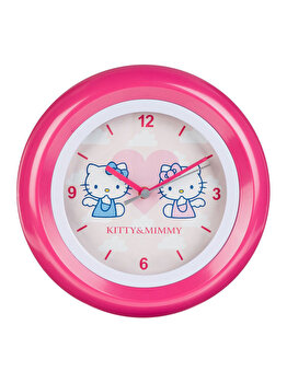 Ceas de perete Hello Kitty Kanoya HK28-5 de la Hello Kitty