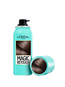 Spray instant Magic Retouch pentru camuflarea radicinilor crescute intre colorari 2 Saten, 75 ml de la L Oreal Paris