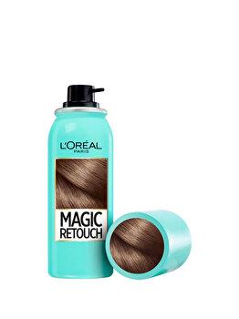 Spray instant Magic Retouch pentru camuflarea radicinilor crescute intre colorari Saten Deschis, 75 ml de la L Oreal Paris