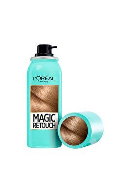 Spray instant Magic Retouch pentru camuflarea radicinilor crescute intre colorari 4 Blond, 75 ml