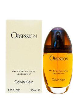 Apa de parfum Calvin Klein Obsession, 50 ml, pentru femei de la Calvin Klein
