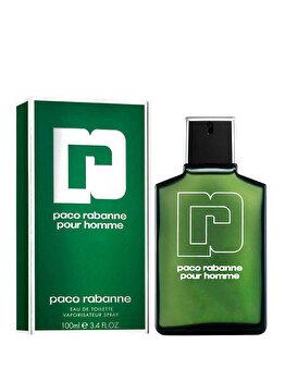 Apa de toaleta Paco Rabanne Pour Homme, 100 ml, pentru barbati de la Paco Rabanne