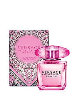 Apa de parfum Versace Bright Crystal Absolu, 50 ml, pentru femei de la Versace