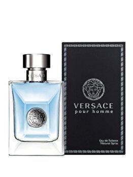 Apa de toaleta Versace Pour Homme, 30 ml, pentru barbati de la Versace