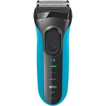 Aparat de ras Braun 3010s Proskin Shave&Style, Wet&Dry, 3 in 1, 5 accesorii de la Braun